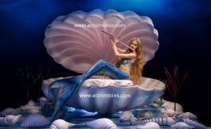 Flute Mermaid