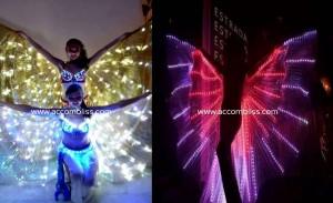 LED Dance Act
