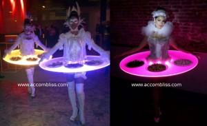 LED Table Girls