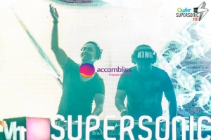 VH1 Supersonic in Campus